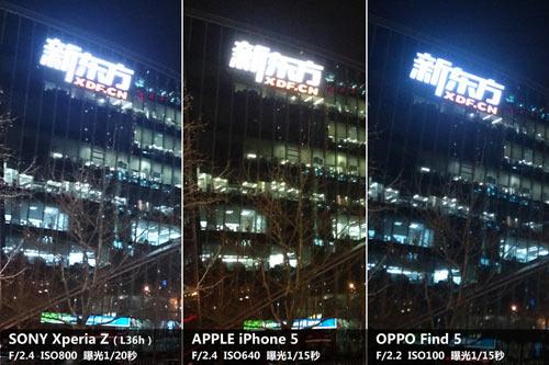 Xperia Z, iPhone 5, OPPO Find 5 ai chụp ảnh tốt hơn? - 6
