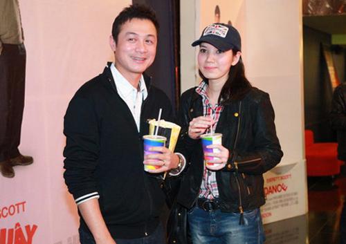 MC Anh Tuấn hạnh phúc bên vợ mới - 2