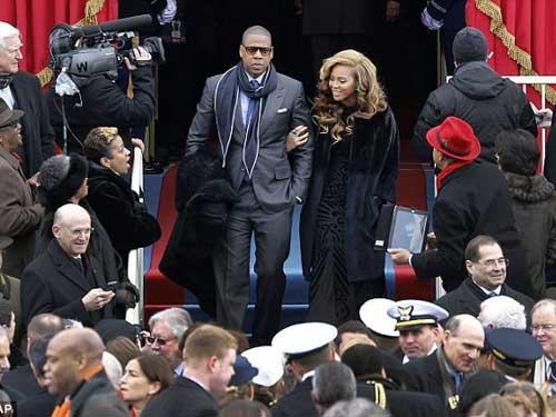 Beyonce hát nhép tại lễ nhậm chức của Obama - 3