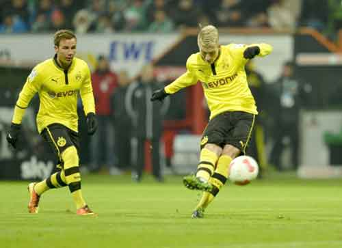 Borussia Dortmund: Vua đá phạt - 1