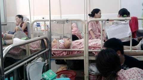 HN: Lại thêm trẻ sơ sinh tử vong ở BV Phụ sản - 2