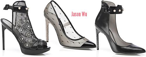 Đi tìm xu hướng giày Xuân Hè 2013 - 14