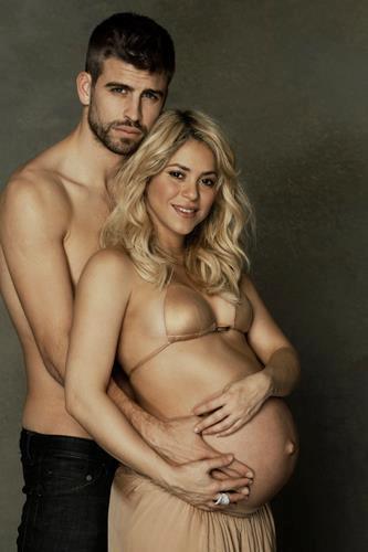 Shakira đã sinh quý tử - 1