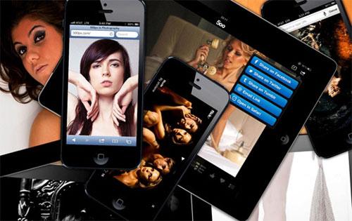 Apple loại ứng dụng 500px vì chứa ảnh khiêu dâm - 1