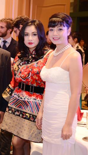 Chiều Xuân, Thanh Lam, Diễm My đọ sắc - 6