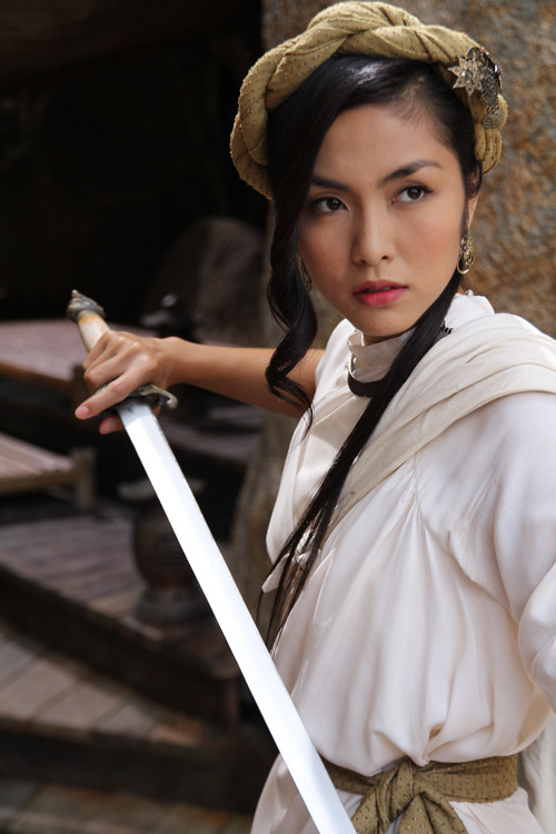 Hà Tăng: Từ ngọc nữ thành đả nữ - 1