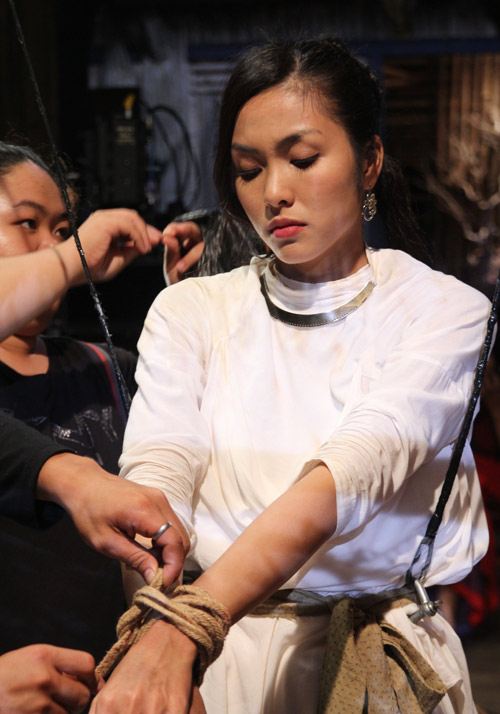 Hà Tăng: Từ ngọc nữ thành đả nữ - 5
