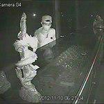An ninh Xã hội - Camera ghi lại cảnh thản nhiên trộm vàng ở HN