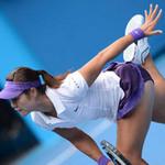Thể thao - Cú giao bóng siêu dở của Li Na ở Australian Open
