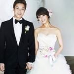 Trưởng nhóm Wonder Girls khoe ảnh cưới