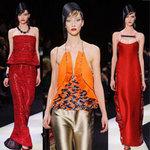 Thời trang - Xuân sang trọng của Giorgio Armani