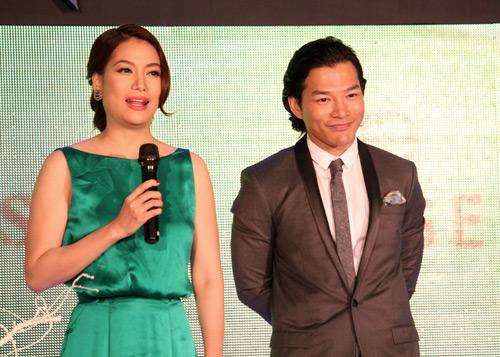 Hà Tăng trao giải cho Hà Hồ - 8