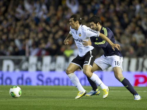 Valencia – Real: Chờ Siêu kinh điển - 1