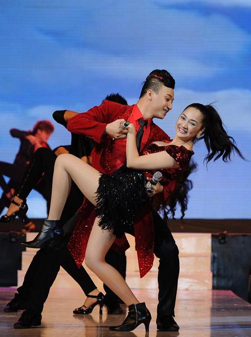 """Yến Trang """"sáng"""" nhất Bước nhảy hoàn vũ - 5"""