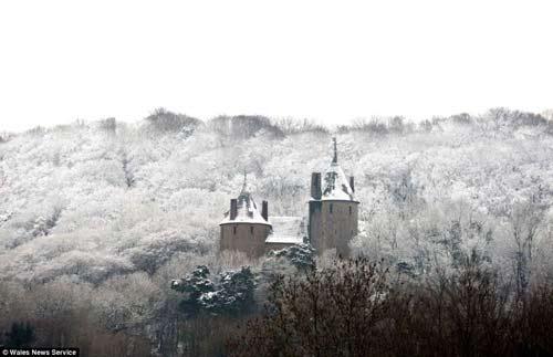Đã mắt với băng tuyết đẹp kỳ vĩ ở Anh - 12