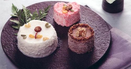 Hấp dẫn món bánh truyền thống xứ Hàn - 1