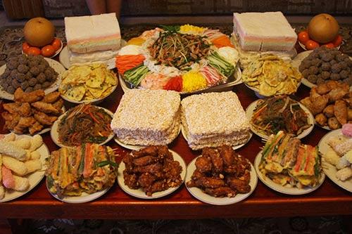 Hấp dẫn món bánh truyền thống xứ Hàn - 2