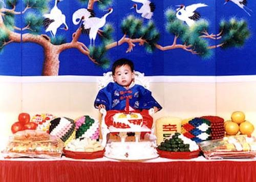 Hấp dẫn món bánh truyền thống xứ Hàn - 3