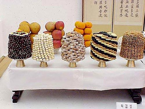 Hấp dẫn món bánh truyền thống xứ Hàn - 5