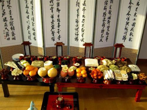 Hấp dẫn món bánh truyền thống xứ Hàn - 6