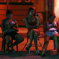 """Những con phố mại dâm luôn sáng """"đèn đỏ"""""""