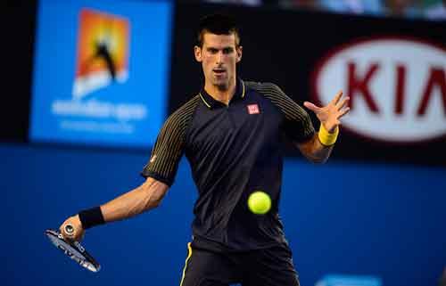 Djokovic - Ferrer: Lực bất tòng tâm (BK Australian Open) - 1