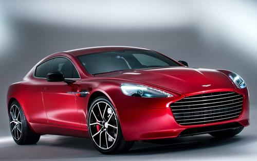 Aston Martin Rapide S: nữ hoàng sức mạnh - 1
