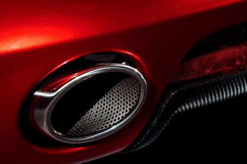 Aston Martin Rapide S: nữ hoàng sức mạnh - 9