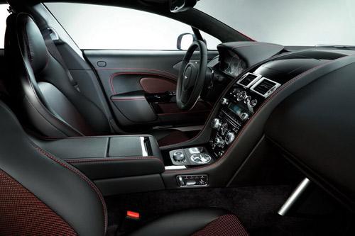 Aston Martin Rapide S: nữ hoàng sức mạnh - 11