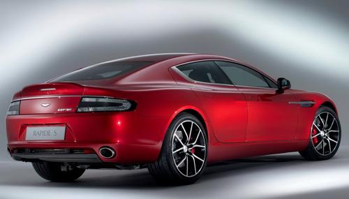 Aston Martin Rapide S: nữ hoàng sức mạnh - 2