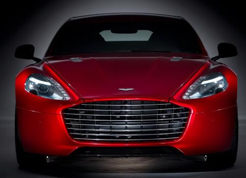 Aston Martin Rapide S: nữ hoàng sức mạnh - 3
