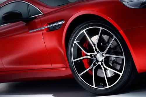 Aston Martin Rapide S: nữ hoàng sức mạnh - 5