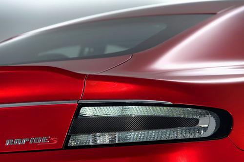 Aston Martin Rapide S: nữ hoàng sức mạnh - 6