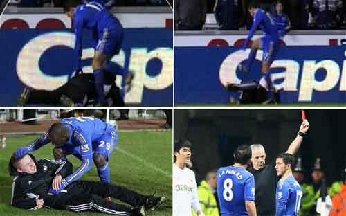 Xin đừng trách Hazard! - 1