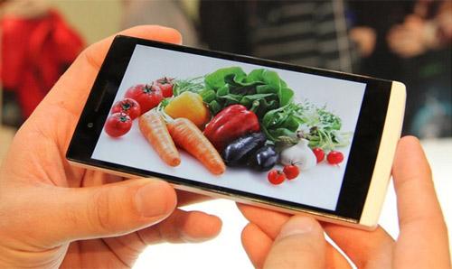 Top smartphone màn hình Full HD - 2