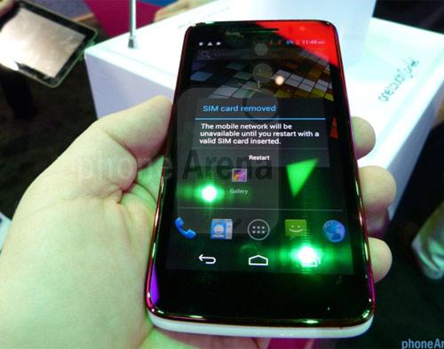 Top smartphone màn hình Full HD - 4