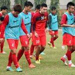 Bóng đá - Đội tuyển Việt Nam: Hồ hởi vào cuộc