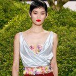 Thời trang - Lạc bước vào khu vườn xanh của Dior