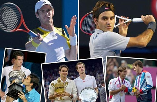 Federer & Murray long tranh hổ đấu (BK đơn nam Australian Open) - 4