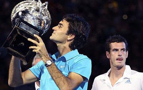 Ký ức Australian Open: Federer-Murray, kẻ khóc người cười - 1