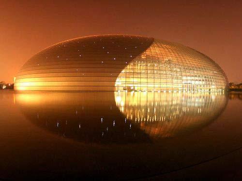Kiệt tác kiến trúc đẹp dưới ánh hoàng hôn - 1