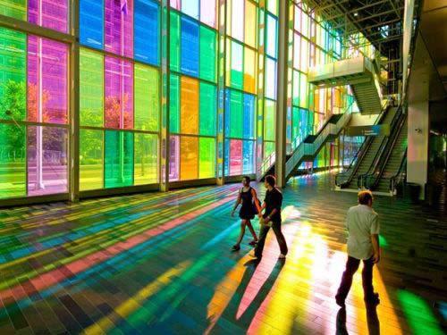 Kiệt tác kiến trúc đẹp dưới ánh hoàng hôn - 7