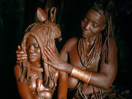 Nghi lễ cưới siêu độc đáo ở 'lục địa đen' - 2
