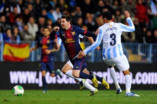 Barca xứng đáng chiến thắng - 1