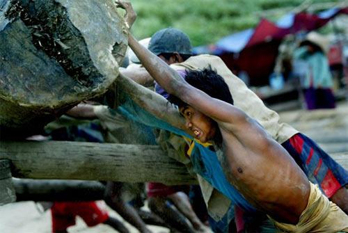 """Khám phá các """"mỏ vàng"""" của Myanmar - 1"""