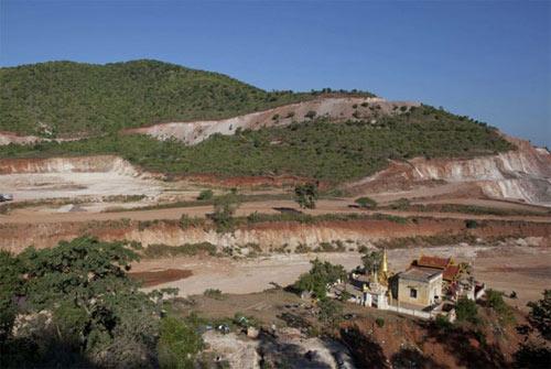 """Khám phá các """"mỏ vàng"""" của Myanmar - 8"""