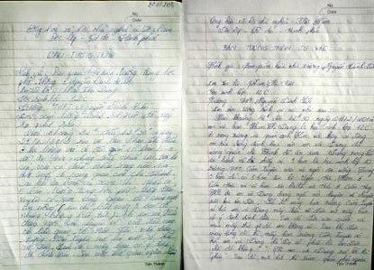 Tường trình của nữ sinh đánh bạn dã man - 2