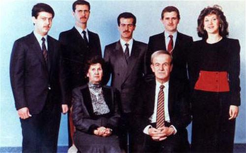 Tổng thống Syria tái xuất - 2