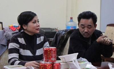 Minh Hằng tiết lộ Táo Quân 2013 - 1