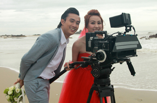 Phim Tết: Bảo Anh cưới Trương Thế Vinh - 5
